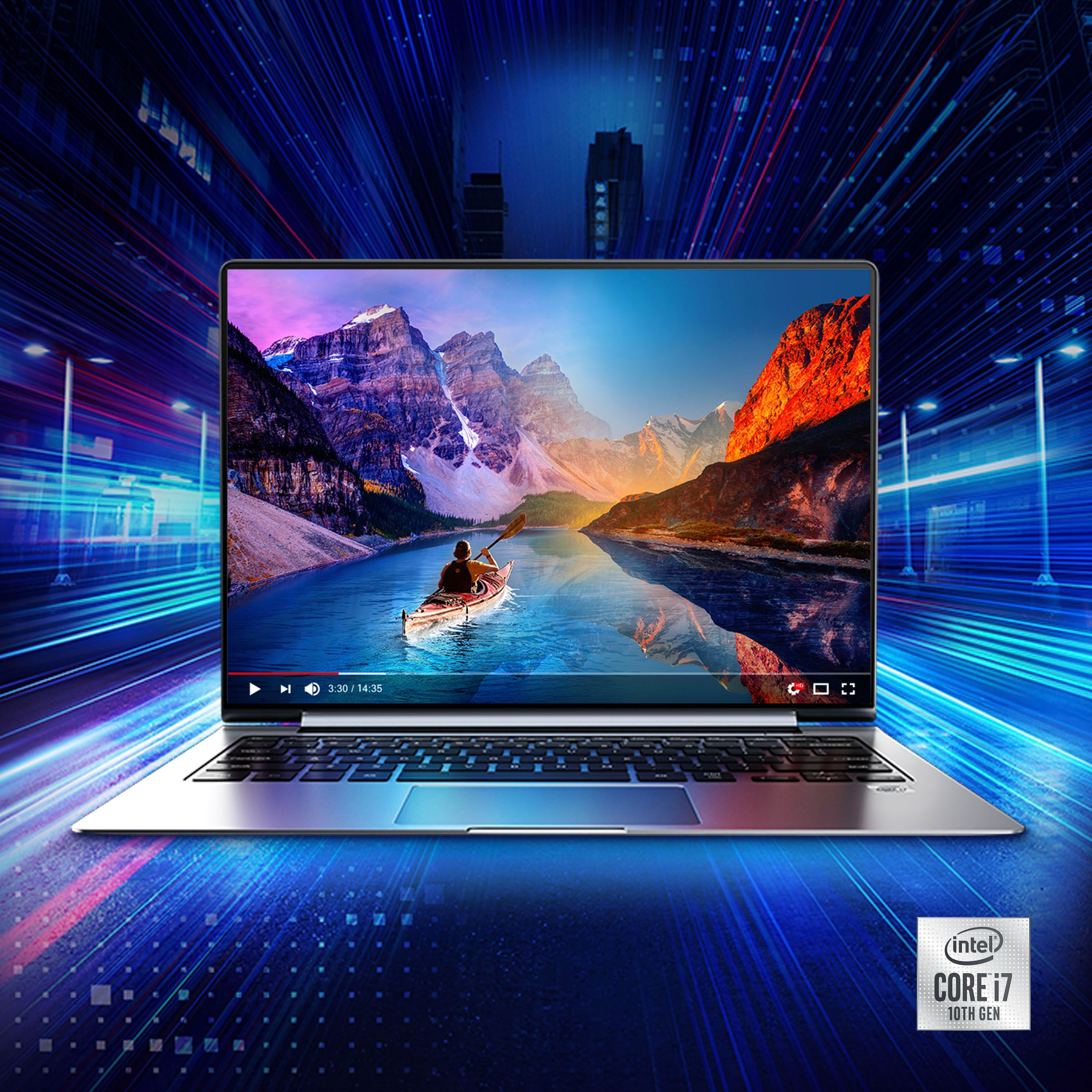 10th Generation Intel® Core™ based Laptops