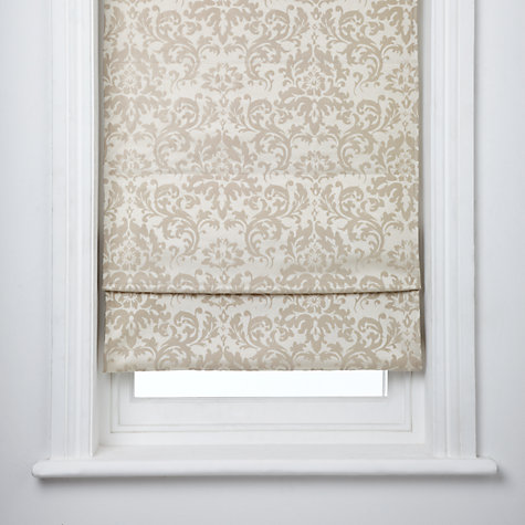 Buy John Lewis Heritage Damask Roman Blinds Online at johnlewis.com