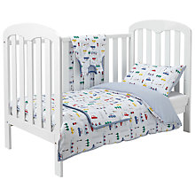 Buy John Lewis City Transport Bedding Collection Online at johnlewis.com