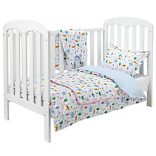 Buy John Lewis Animal Safari Bedding Collection Online at johnlewis.com