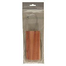 Buy John Lewis Cedarwood Hang Up Online at johnlewis.com