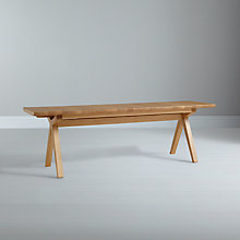 Buy Bethan Gray for John Lewis Noah Small Bench Online at johnlewis.com