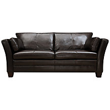 John Lewis Kent Sofa Range, Brown