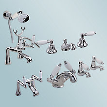 Buy John Lewis Abode Marden Bathroom Tap Range  Online at johnlewis.com