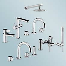 Buy Abode Bliss Bathroom Taps Range  Online at johnlewis.com