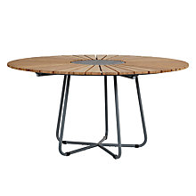 Buy John Lewis Cannes Dining Table, 150cm Online at johnlewis.com