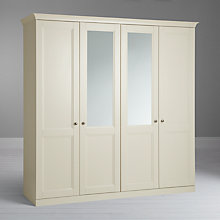 Buy John Lewis Mix it Hartland Round Handle Bedroom Range, Ivory Online at johnlewis.com