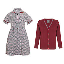Great Ballard School Girls' Reception - Year 8 Summer Uniform