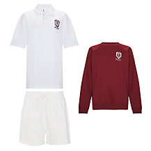 Great Ballard School Boys' Years Reception - 8 Sports Uniform