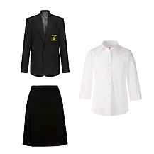 Woodbridge High School Girls' Uniform