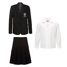 The South Wolds Academy & Sixth Form Girls' Uniform
