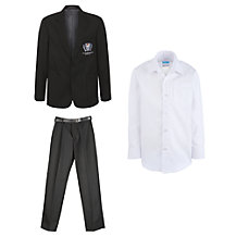 The South Wolds Academy & Sixth Form Boys' Uniform (Years 7-10)
