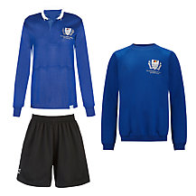The South Wolds Academy & Sixth Form Boys' Sports Uniform
