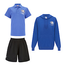 The South Wolds Academy & Sixth Form Girls' Sports Uniform