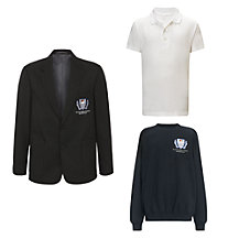 The South Wolds Academy & Sixth Form Girls' & Boys' Year 11 Uniform