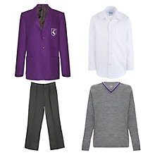 Buy Daiglen School Boys' Winter Uniform Online at johnlewis.com