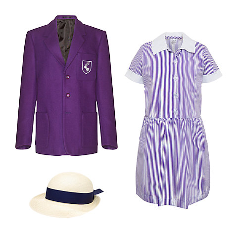 Buy Daiglen School Girls' Summer Uniform Online at johnlewis.com