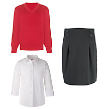 Christian School of London Girls' Daily Uniform