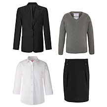 Christian School of London Girls' Gala Uniform