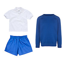 Christian School of London Girls' Sports Uniform