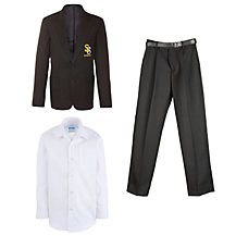 Sharnbrook Upper School Boys' Uniform