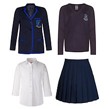 The Gregg School Girls' Uniform
