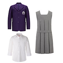 Forest Preparatory School Girls' Uniform