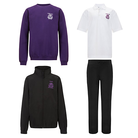 Buy Forest Preparatory School Girls' Sports Uniform Online at johnlewis.com