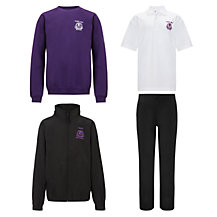 Forest Preparatory School Girls' Sports Uniform
