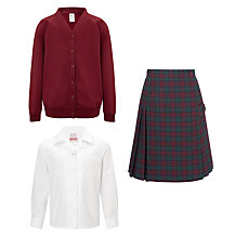The Red Maids' Junior School Girls' Years 3 - 6 Uniform