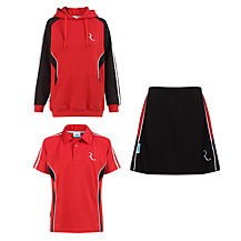 The Red Maids' School Senior Girl's Years 7 - 11 Sports Uniform