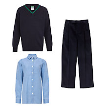 Ibstock Place School Boys' Preparatory House Uniform