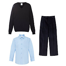 Buy Ibstock Place School Boys' Senior School Uniform Online at johnlewis.com