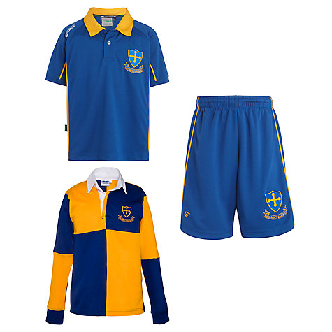 Buy St Michael's Church of England Preparatory School Boys' Years 3 - 6 Sports Uniform Online at johnlewis.com