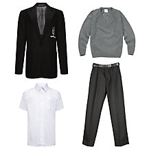 West Hatch High School Boys' Uniform