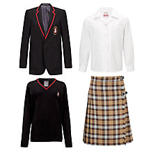 St. Joseph's College Girls' Uniform