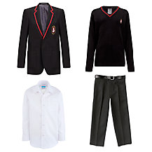 St. Joseph's College Boys' Uniform