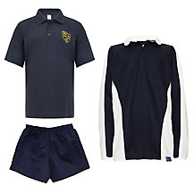 St John's Priory Boys' Years 1 - 6 Sports Uniform