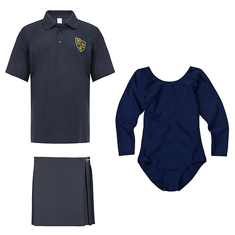 Buy St John's Priory Girls' Years 1 - 6 Sports Uniform Online at johnlewis.com