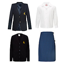 Colfe's School Girls' Senior Uniform