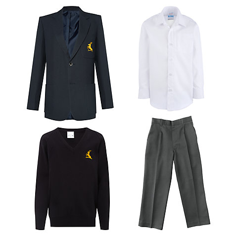 Buy Colfe's School Boys' Senior Uniform Online at johnlewis.com