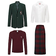 Birchwood High School Girls' Uniform