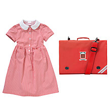 Moorfield School Girls' Nursery Summer Uniform