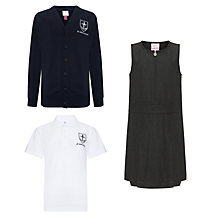 St John's CE JMI School Girls' Uniform