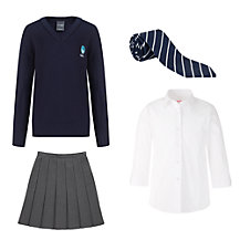 King David Primary School Girls' Uniform