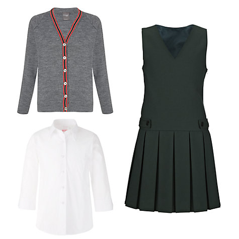 Buy Forest Park Preparatory School Girls' Uniform Online at johnlewis.com