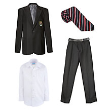 Davenant Foundation School Boys' Uniform