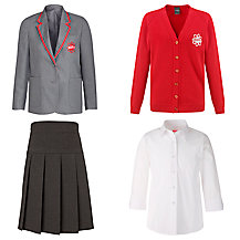 East London Science School Girls' Uniform