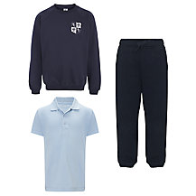 Sherrardswood School Boys' Nursery Winter Uniform