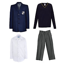 Sherrardswood School Boys' Years 3 - 6 Winter Uniform
